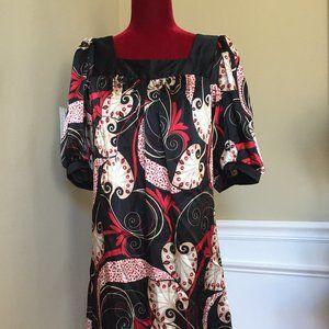 Miss Bisou Square-Necked Dress BOGO